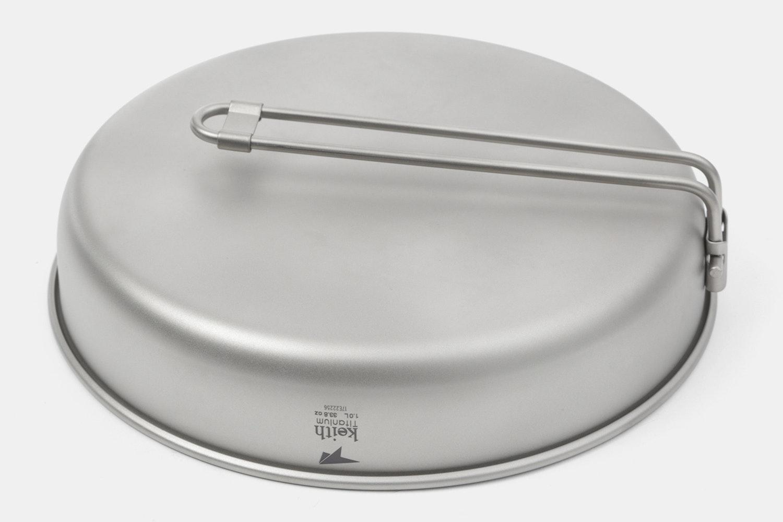 Keith Titanium Frying Pans