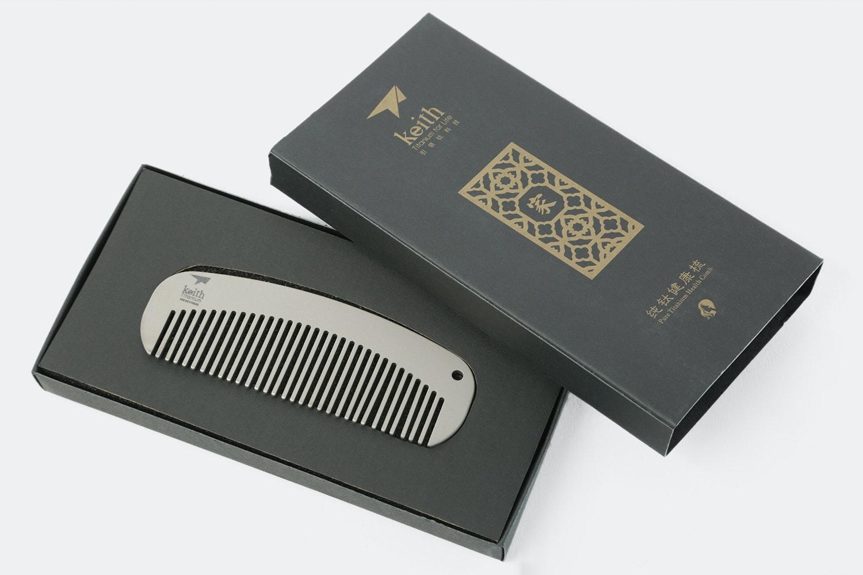 Keith Titanium Combs