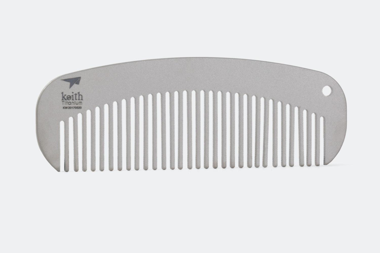 Ti1731 Ultrathin Purse Comb
