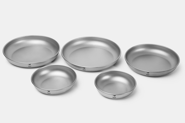Keith Titanium Plates (2-Pack)