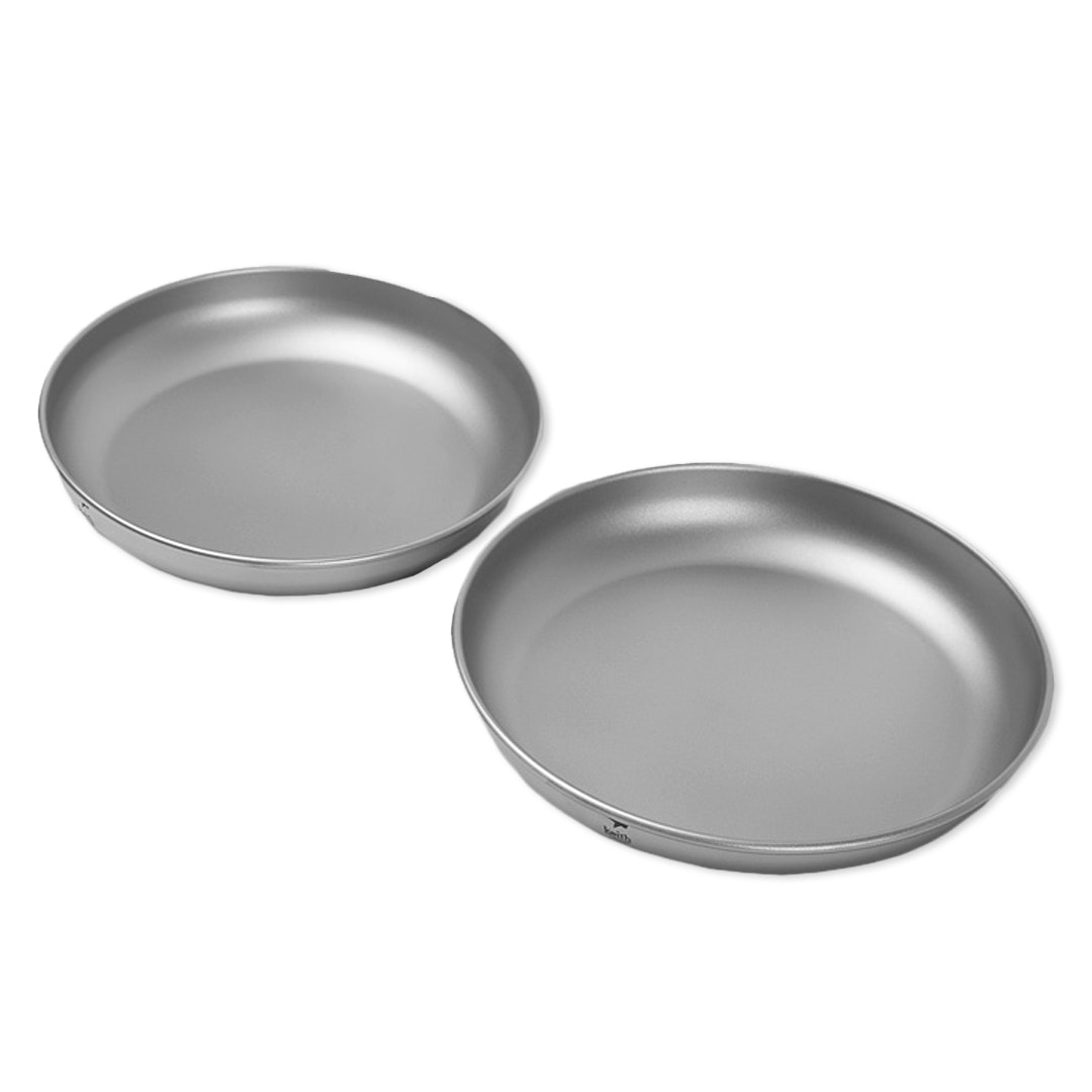 Keith Titanium Plate