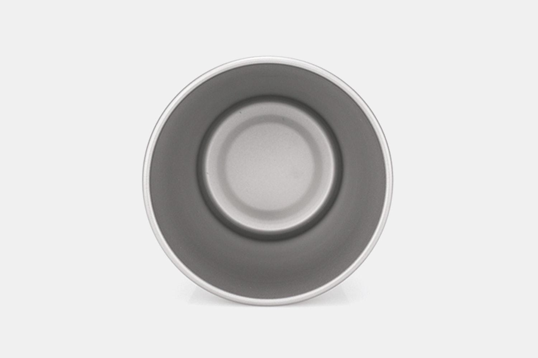 Keith Titanium Single-Wall Beer Cups