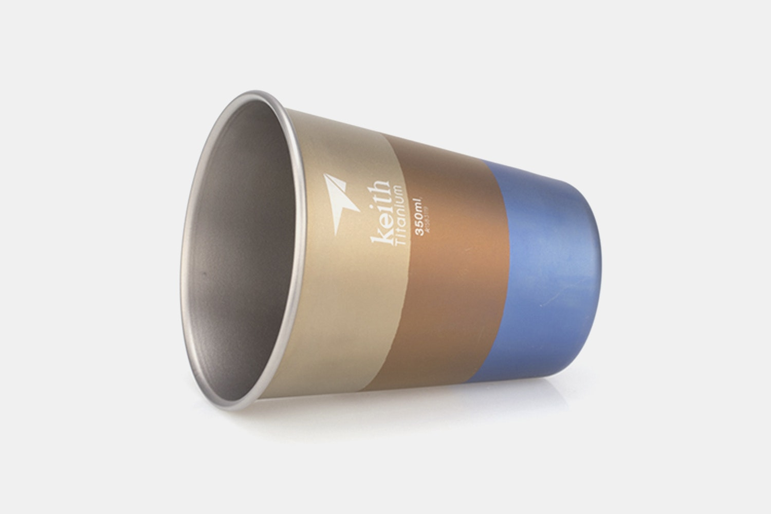 Keith Titanium Single-Wall Beer Cups