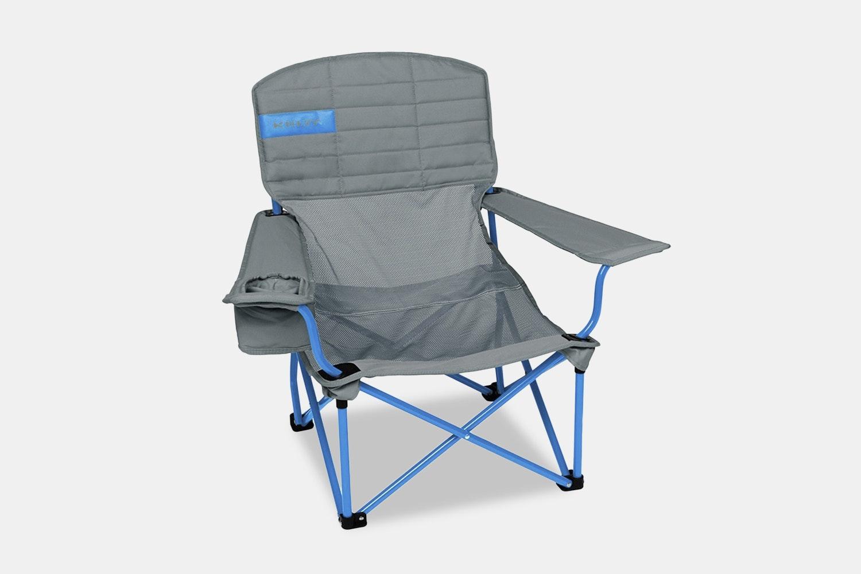 Mesh Lowdown Chair – Smoke/Paradise Blue