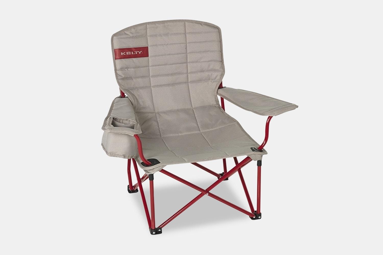 Lowdown Chair – Tundra/Chili Pepper
