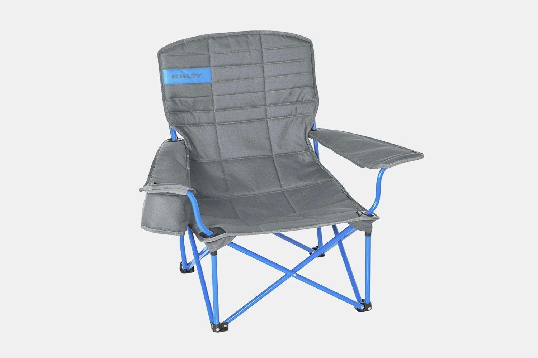 Lowdown Chair – Smoke/Paradise Blue