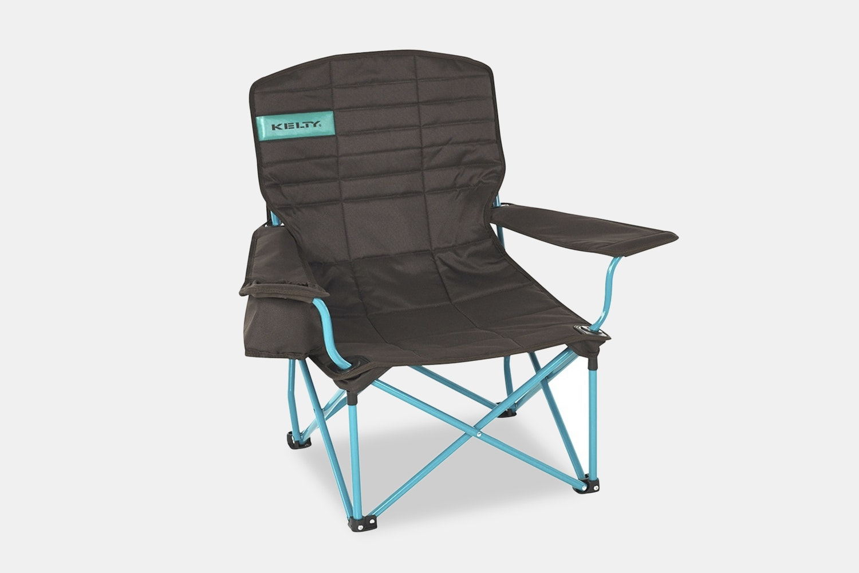Lowdown Chair – Mocha/Tropical Green