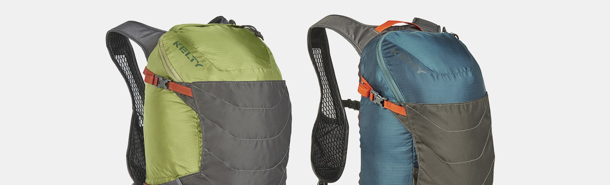 Kelty Riot 15 & 22 Backpacks