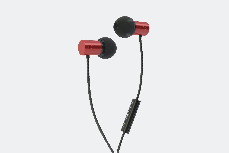 Fischer Audio Wow - Red