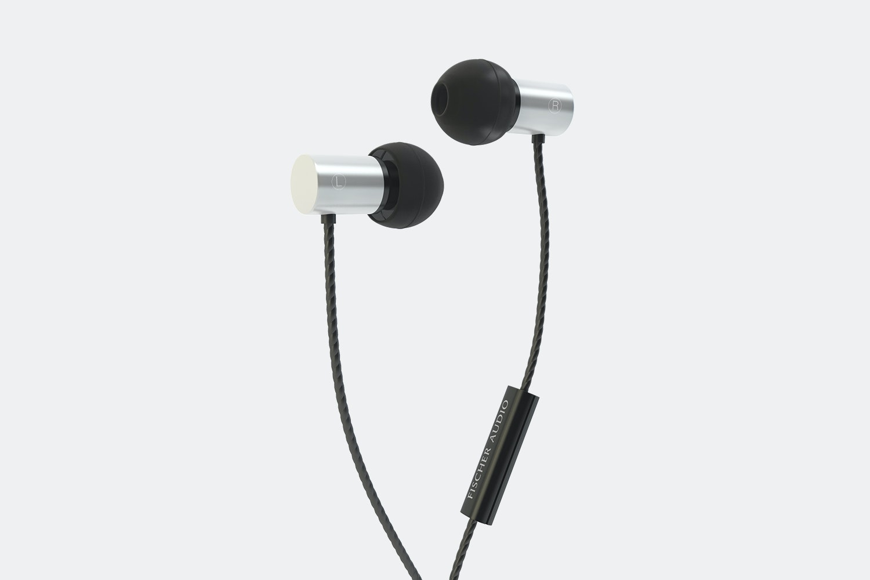 Fischer Audio Wow - Silver