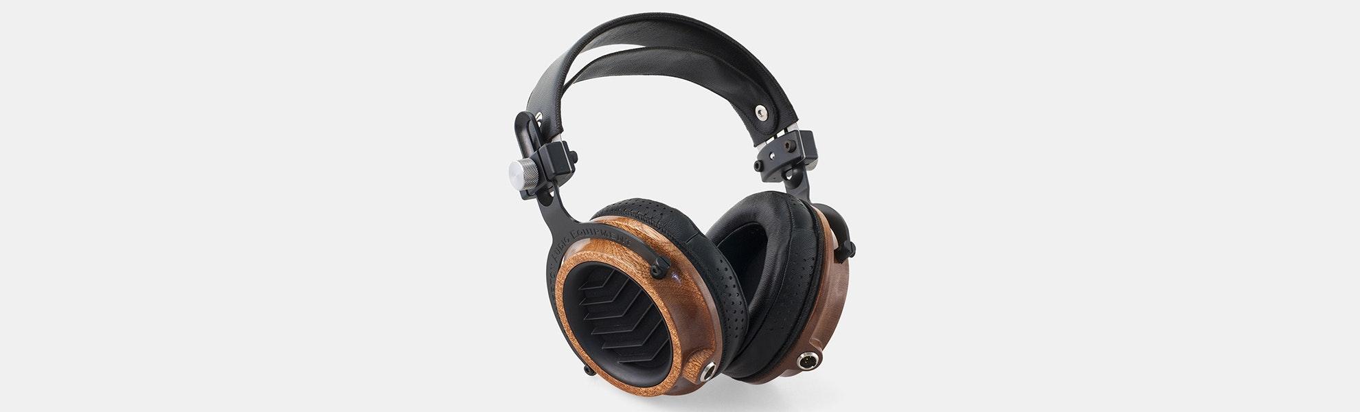 Kennerton Odin Sapele Headphones