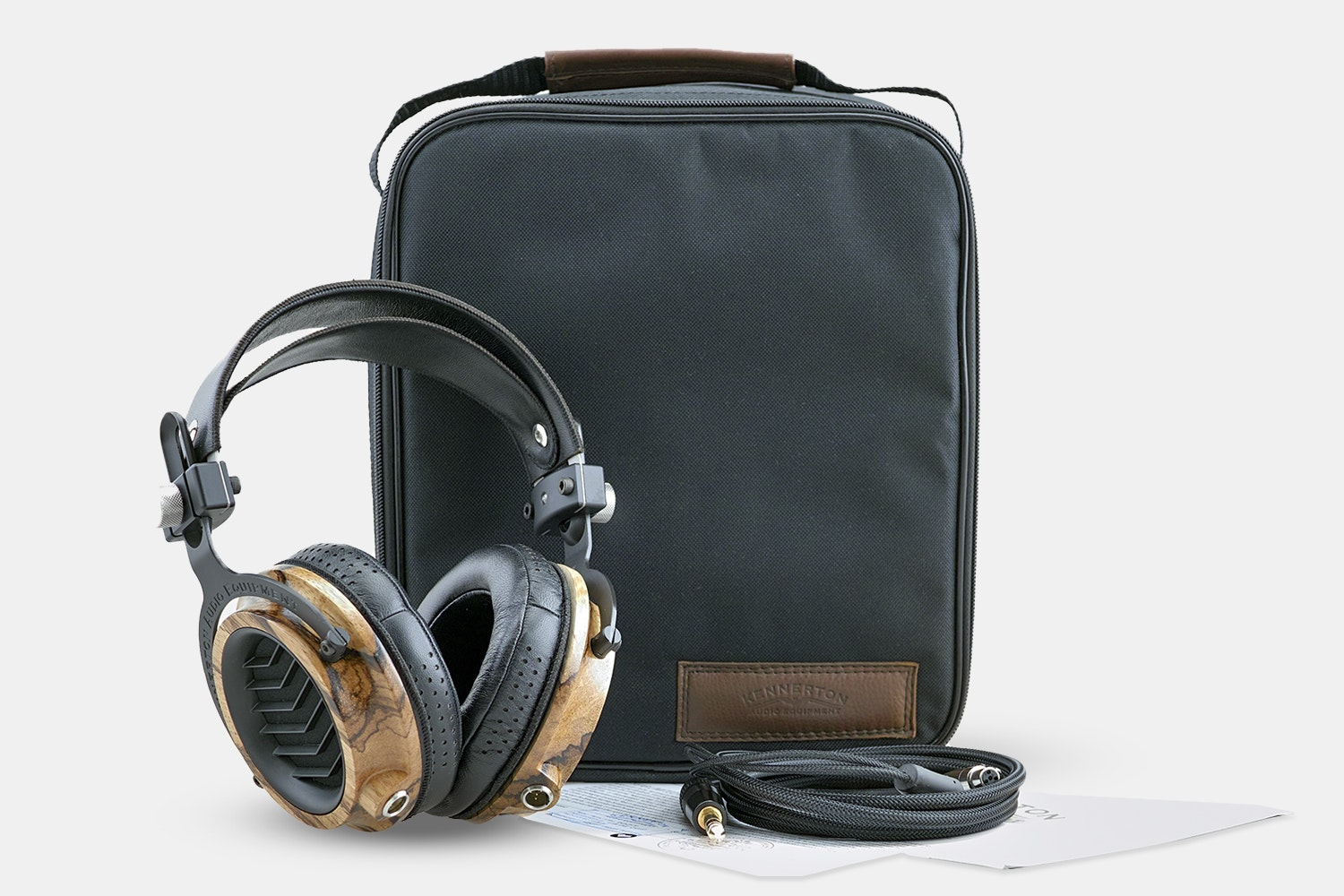Kennerton Odin Zebrano Headphones