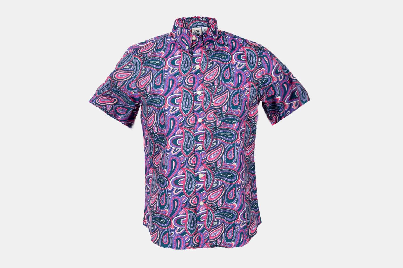 Kennington Fall Short-Sleeve Shirts