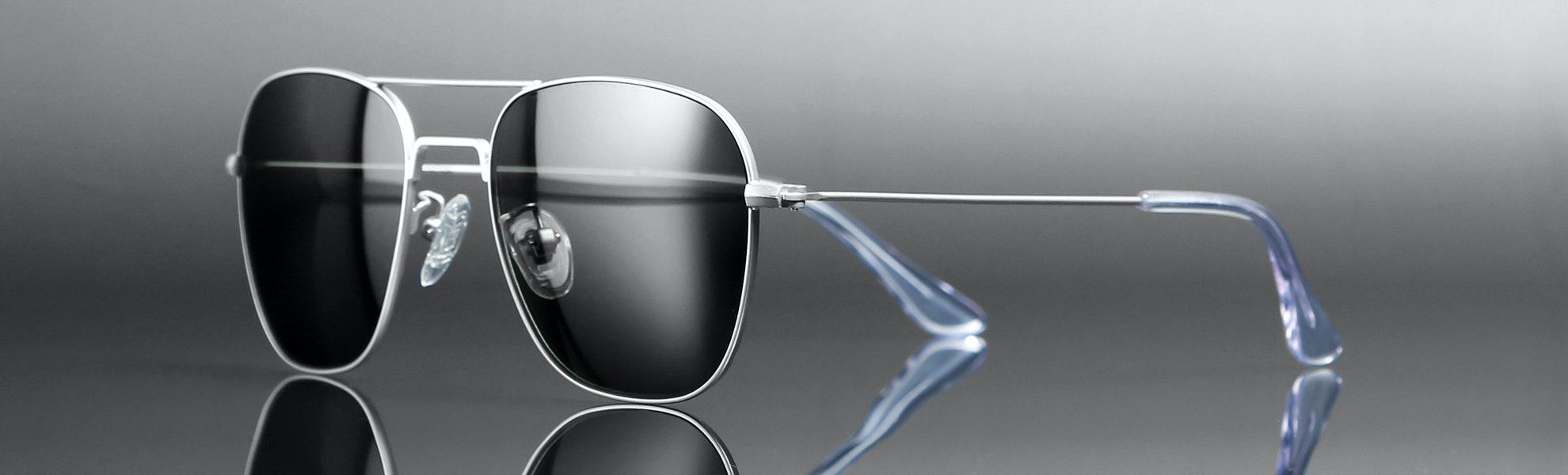 Kent Wang Aviator Sunglasses