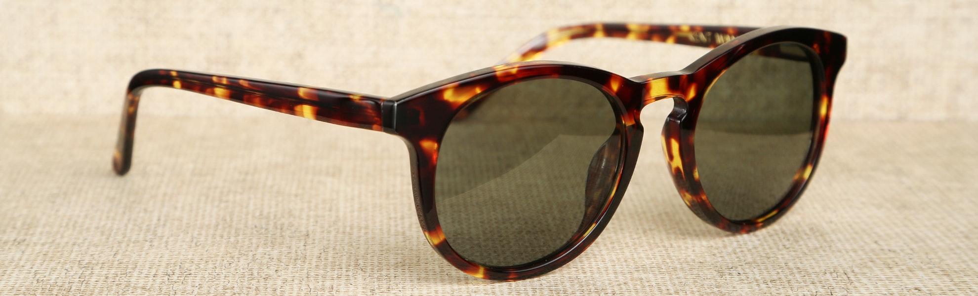 Kent Wang Keyhole Sunglasses