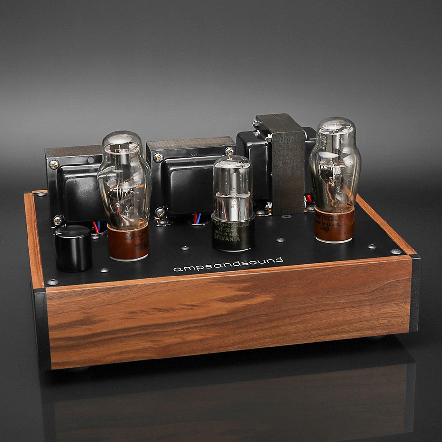 ampsandsound Kenzie Headphone Amp