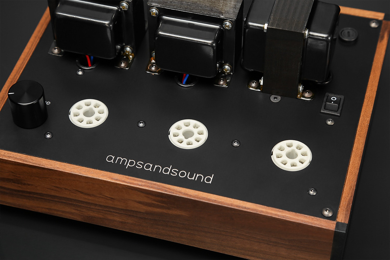 ampsandsound Kenzie Headphone Amp