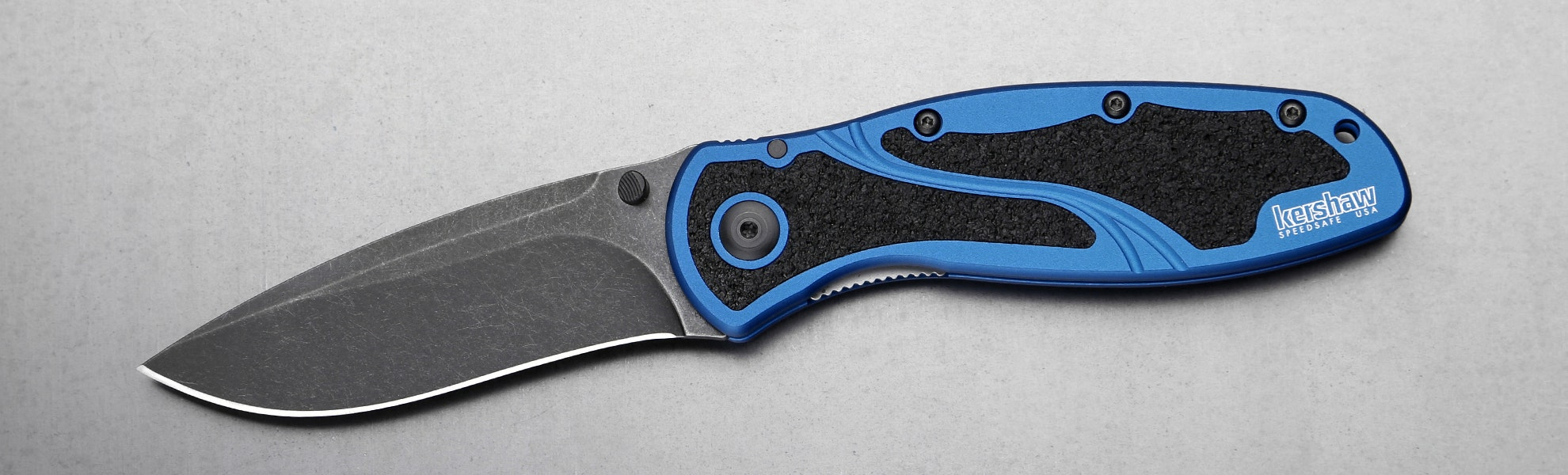 Kershaw Blur BlackWash S30V Blade