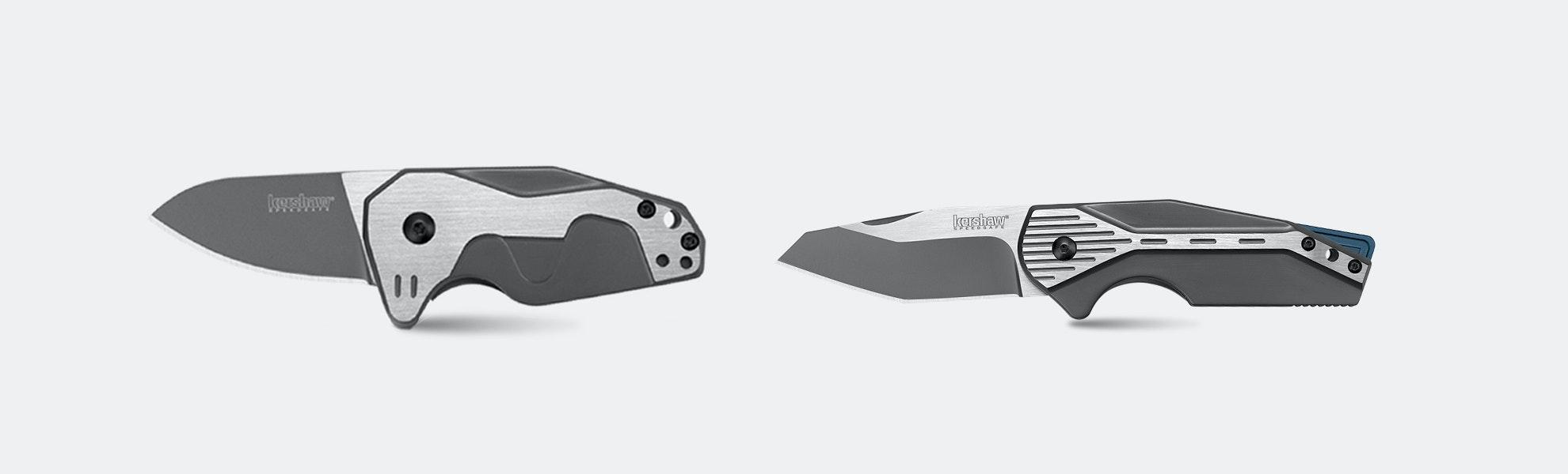 Kershaw Hops & Malt Assisted Folding Knives