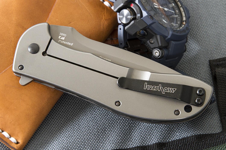 Kershaw Scrambler Folding Knife