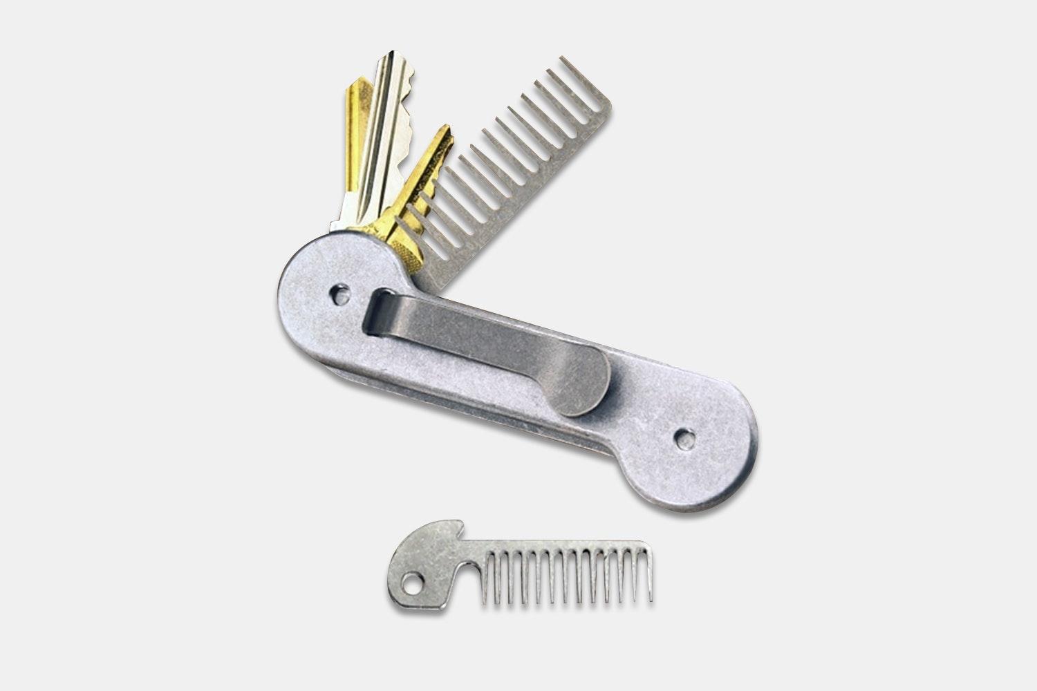 Titanium Comb (+ $7)