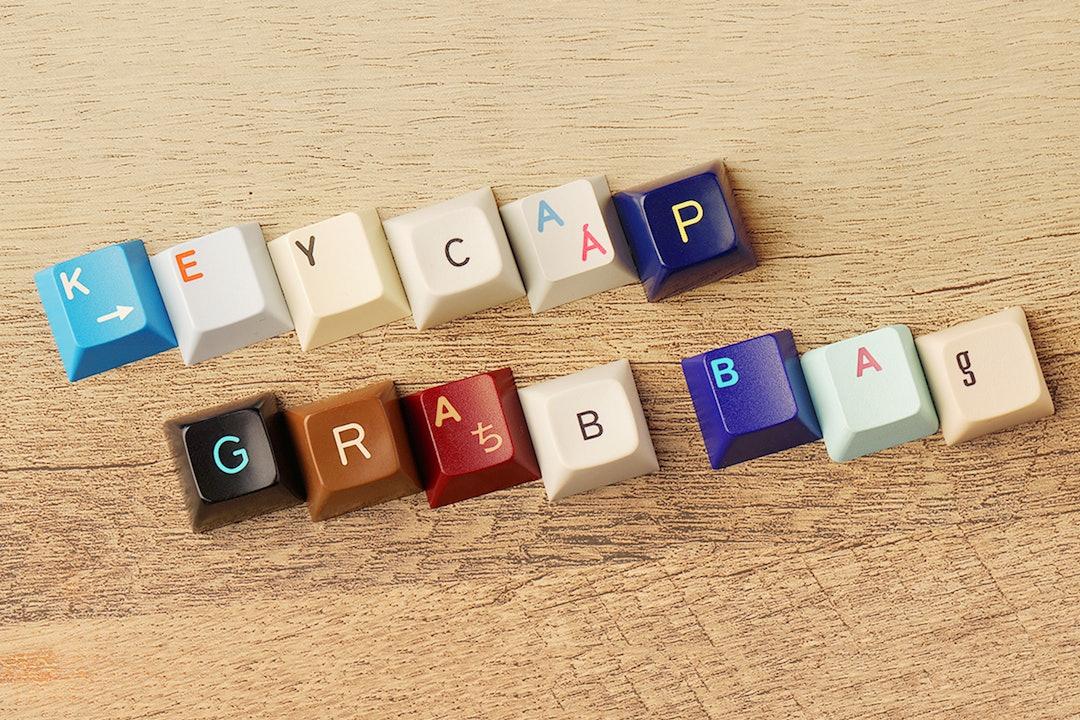 Keycap Grab Bag