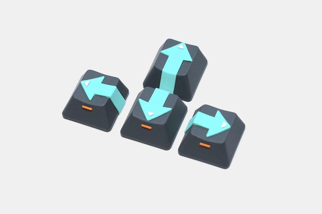 Hot Keys Project WASD Directional Arrow Keycaps