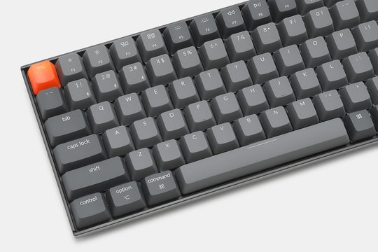 Keychron K2 V2 75% Wireless Mechanical Keyboard