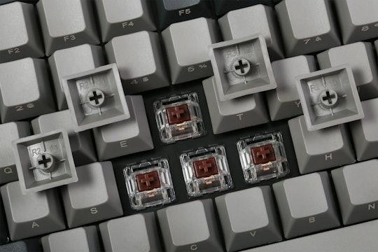 Keycool 84 2S Mechanical Keyboard