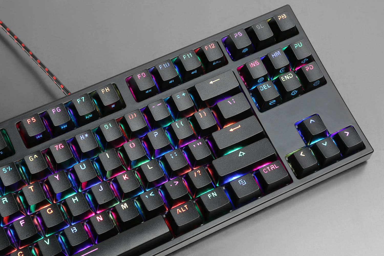 Keycool 87 RGB Mechanical Keyboard