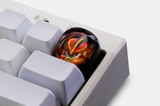 Keycraft Cobra Resin Artisan Keycap