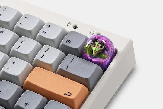 Keycraft Draco Resin Artisan Keycap