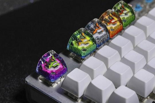 Keycraft Spaceship Artisan Keycap