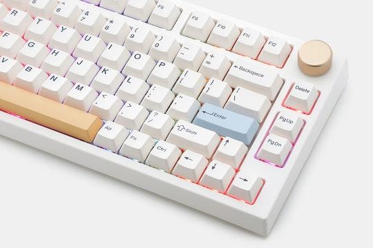 Keydous NJ80 Bluetooth RGB Hot-Swappable Keyboard