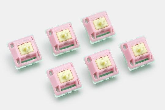 Keyfirst Cream Linear Custom Mechanical Switch