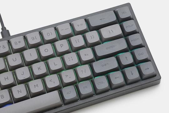 Keyhome KH68 Hot-Swappable RGB Mechanical Keyboard
