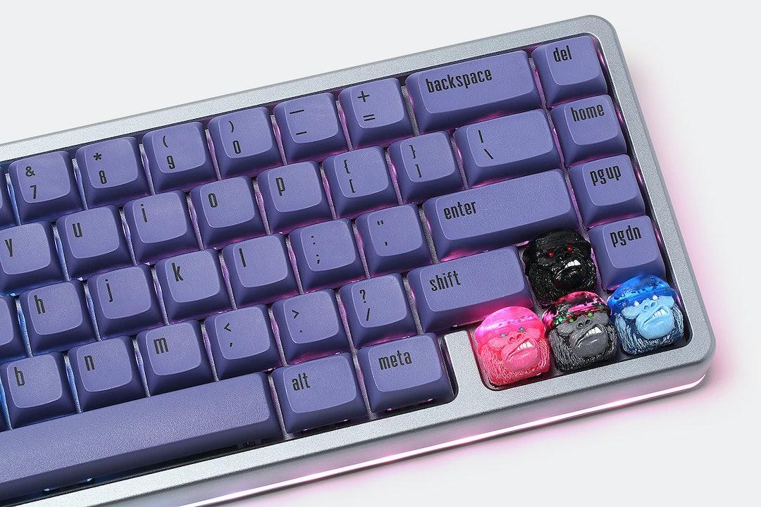 Keylabs Tropic Thunder Artisan Keycap