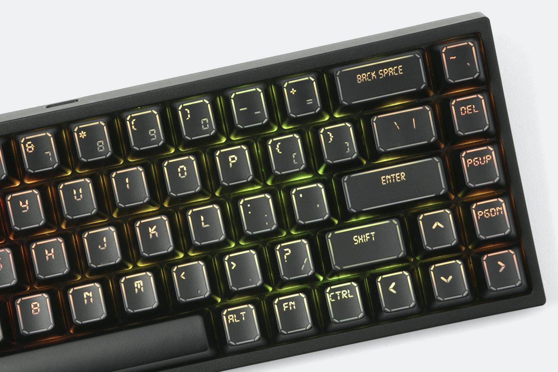 Keywalker IFD68 RGB Bluetooth Mechanical Keyboard