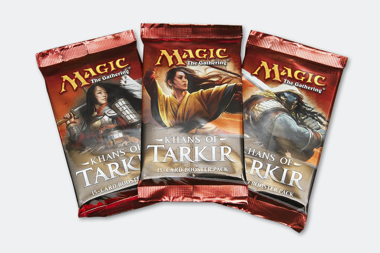 Khans of Tarkir Booster + Fat Pack Option