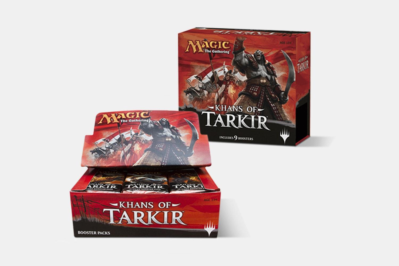 Khans of Tarkir Booster + Fat Pack Option