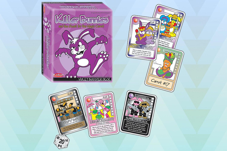 Violet Booster