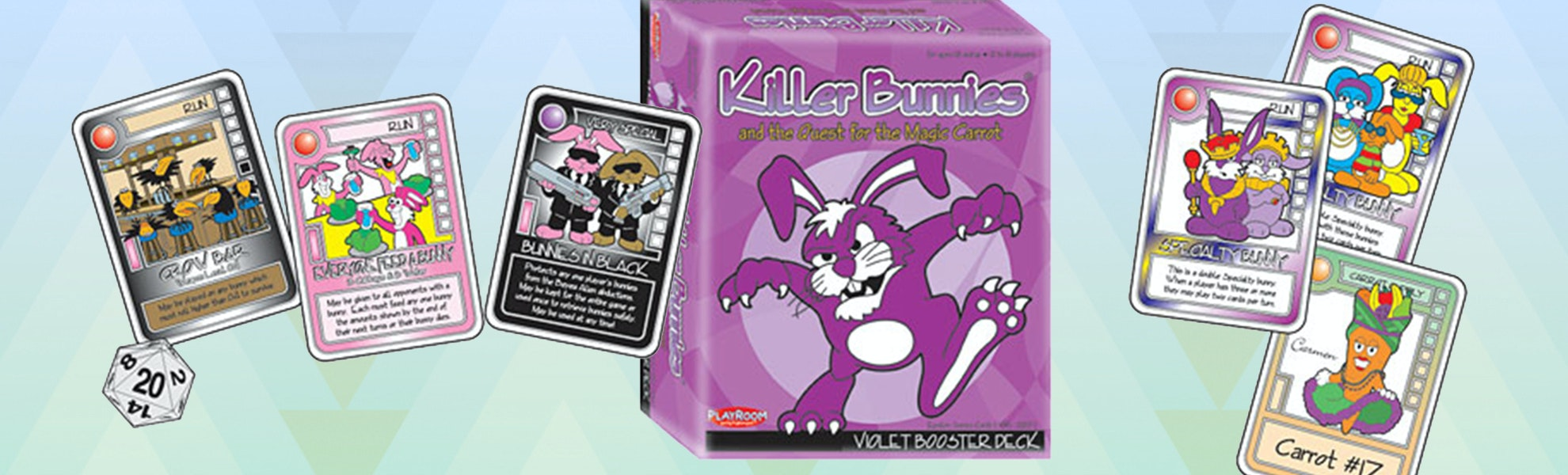 Killer Bunnies Complete Collection