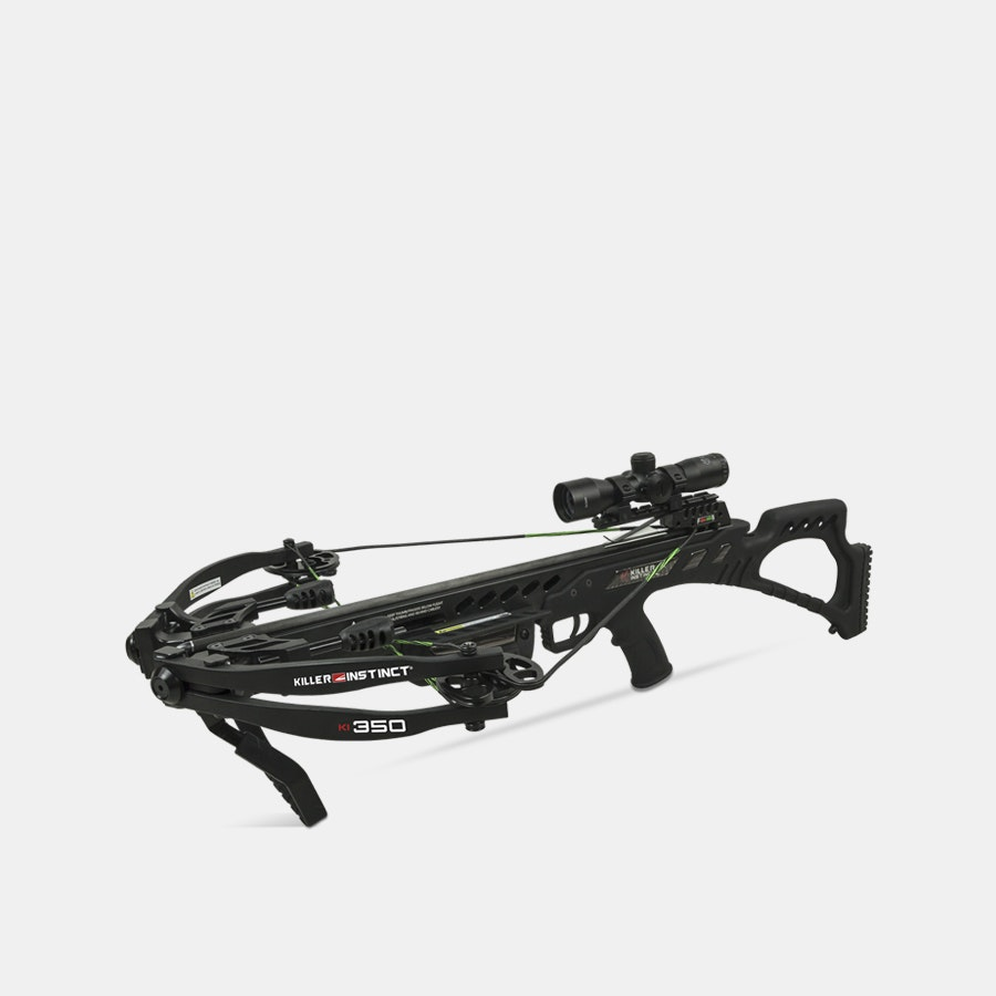 Killer Instinct KI 350 Crossbow Package
