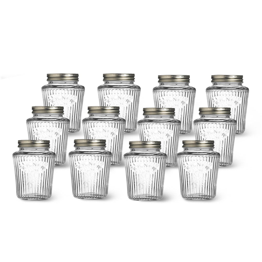 Kilner Vintage Preserve Jars (Set of 12)