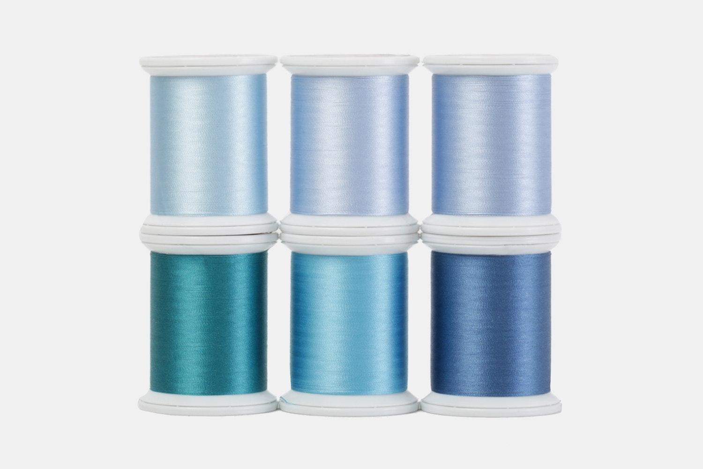 Kimono Deluxe Thread (6-Pack)