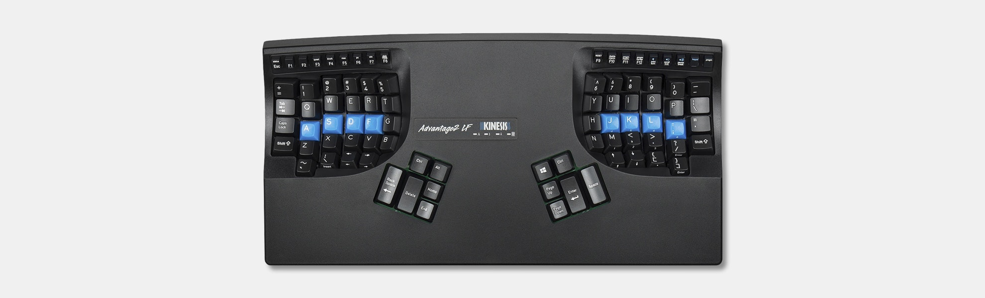 Kinesis Advantage2 LF Mechanical Keyboard
