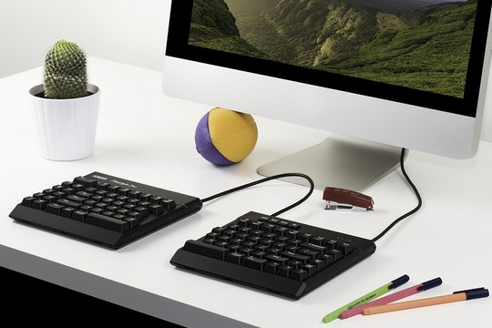 Kinesis Freestyle Pro Quiet Mechanical Keyboard