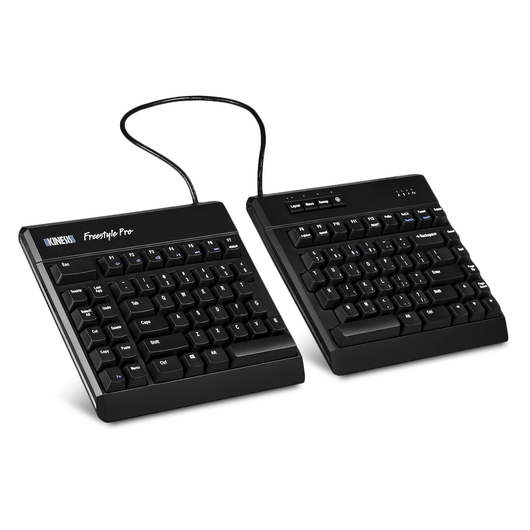 Kinesis Freestyle Pro Quiet Mechanical Keyboard