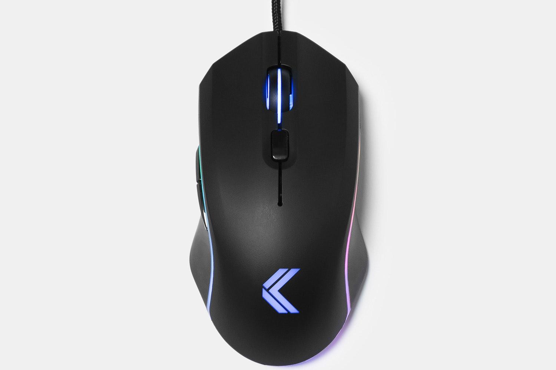 Vektor RGB Gaming Mouse (+ $35)