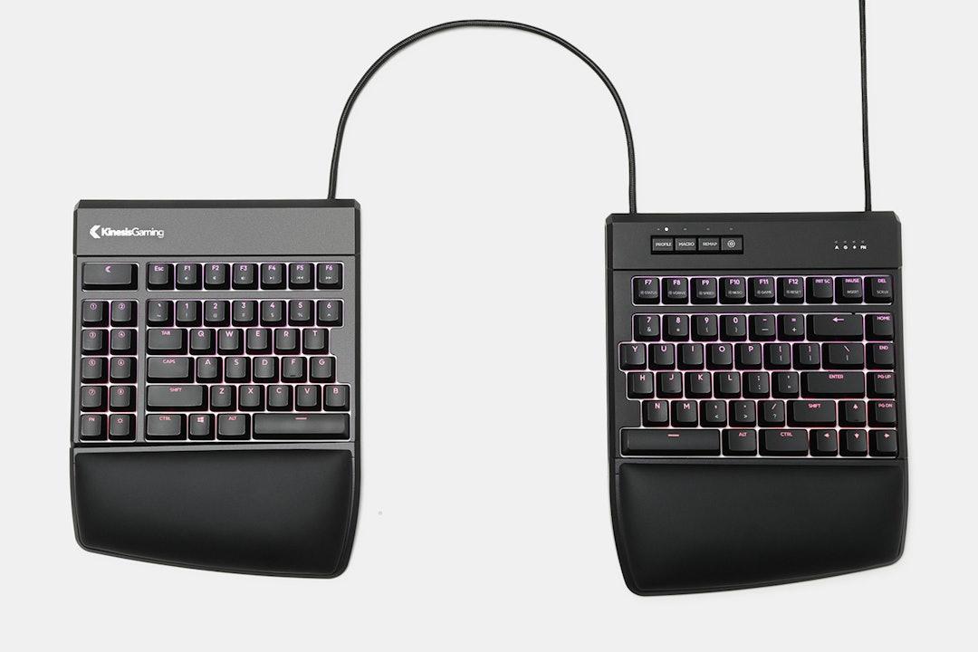 Kinesis Gaming Freestyle Edge RGB Mech Keyboard